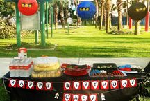 Ninjago Birthday Party Ideas / Get Ideas for your Ninjago party from our featured parties! #Ninjago #partyideas / by Seshalyn's Party Ideas