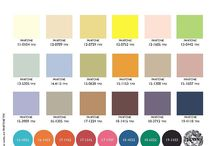 Fashion Colour Trends/Forecast 2014-2015
