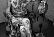 ~ prison tattoos ~