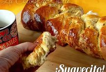 Pan dulce-Budin