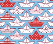 Fabric / by Hannah Tutt