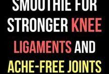 knee problems.