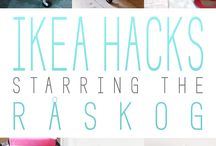 IKEA hacks and ideas