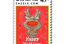 Happy Holidays / Anything and everything about holidays from my fellow Zazzlers.