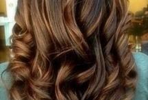 Curly, Wavy Hair