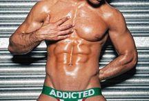 Models: Kirill Dowidoff