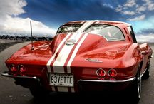 Corvettes / by Paul Favulli