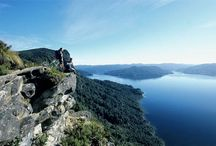 The Great Walks of NZ / Do you love hiking, or tramping as we call it here in New Zealand? If so, we have nine walks that take you through awe-inspiring scenery of all kinds on our premiere walking tracks.   For more information, please visit http://greatwalks.co.nz