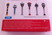 Torre de control a escala / Ampliar tu aeropuerto a escala con este torre de Control! mas informacion: http://www.maqualas.cl/home/204-torre-de-control-4013150519670.html