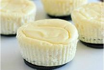 Recipes muffins, cupcakes