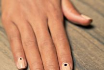 Beauty: Nail Trends / Hot new nail trends for the woman who enjoys the simple luxuries in life, like a good manicure and cute nails!