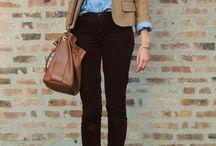 blazer marrom