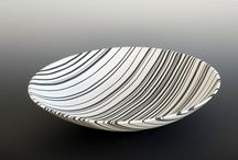 Art - Ceramics & Pottery Plates / by Lily Fisher