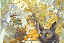 Царство эрмитажных кошек