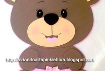 Ursos filhotes