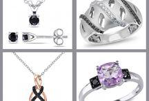 Jewelry - Black Diamonds / 0