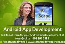 Android Apps Development / Software Developers Inc is a leader In Android Application Development Company in Silicon Valley, Providing Professional Android Mobile App Solutions.