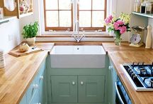 Kitchens / by Stacey Carrick
