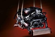 BMW motory a technologie
