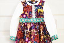 Mała Inspiracja (Little Inspiration) / Ubranka uszyte z dziecięcej wyobraźni. Clothes made from child's imagination