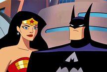 Batman & WW