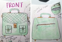 Drawing bag tutorial / by Suluna Crafts