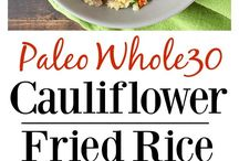 Cauliflower Rice