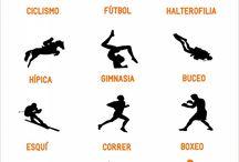 Vocabulario en español -- Spanish Vocabulary / Imágenes que ayudan a aprender vocabulario español a extranjeros y niños, recursos educativos, aprender idiomas -- Images that help foreigners and children to learn Spanish vocabulary. Educational resources, learning languages