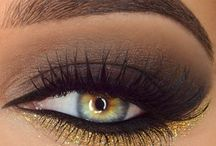 Muhteşem gözler / Makyaj
