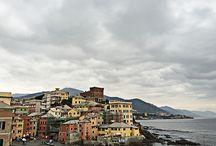 Boccadasse / Cosa fare a Genova di indimenticabile? Scoprite con noi il bellissimo borgo di Boccadasse
