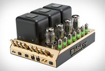 Tube Amplifier / Tube Amplifier Hi-Fi and Hi-End Amplificatori Valvolari Hi-Fi e Hi-End