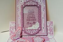 """Kanban Pretty In Lace kit / Inspiration using our Kanban """"Pretty in Lace"""" kit"""