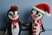 pingúinos