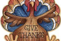 Thanksgiving-November 22nd