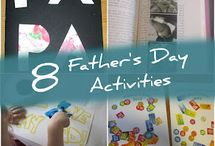 Fathers Day / by Stephanie Eberhart