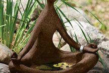 keramik skulpturer