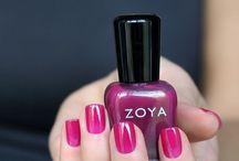 Zoya / Nail polish swatch
