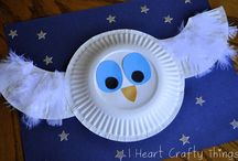 Craft ideas / Pre school