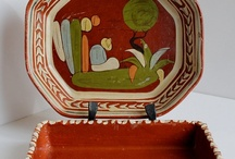 Tlaquepaque Mexican pottery