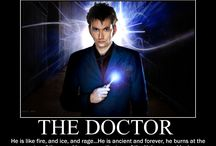 all things the doctor / by Jill R