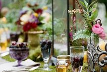 Midsummer Garden Party / Plans and dreams for a back yard faerie extravaganza.