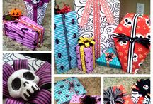 Present yourself / Gift wrapping