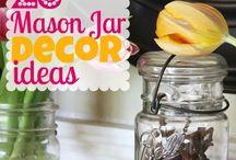 DIY: Mason Jar Ideas