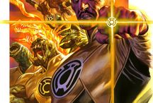 Official Art: Sinestro