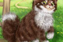 Gatti gatti gatti miao