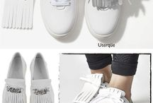 Shoes makeover