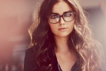 ♀ Female • Glasses