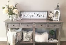 home decor rustic shabby chic