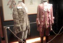 Costumi maschili'700 dall'opera in prosa casanova a Spa