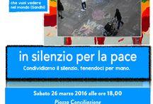commemorazione vittime di Bruxelles / 26-03-2016
